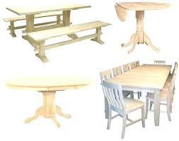 unfinished dining room chairs dining tables unfinished dining table