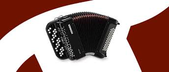 The Smallest Free Bass Button Accordion Hohner Enjoy Music