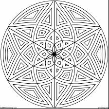Small Picture beautiful adult coloring pages geometric designs with geometry