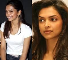 deepika padukon bollywood actresses without makeup pictures
