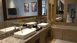 equarius hotel deluxe suites. Resorts World Sentosa Equarius Hotel Bathroom Deluxe Suites