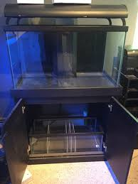 36 Inch Aquarium Light Bulb 65g Tank Stand Sump And Lights For Sale Reef2reef