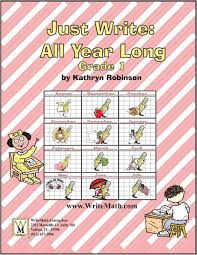 First Grade Writing Program - Activities, Grammar, Spelling