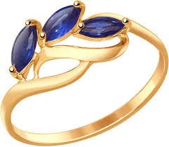 Купить Золотые кольца <b>Кольца SOKOLOV 714605_s</b> в каталоге ...
