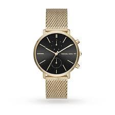 michael kors gold tone chronograph watch mk8503 mens watches michael kors gold tone chronograph watch mk8503