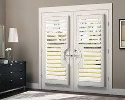 wood door blinds. Hunter Douglas Heritance Wood Door Shutters Truview_bedroom Blinds