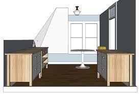 craft room kitchen w ikea värde cabinets