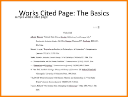Mla Formatting For Works Cited Page Mla Format For Works Cited Best Ideas Of Mla Works Cited In Text