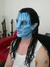avatar latex prosthetic nose appliance