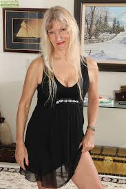 Mature Granny Sexy Dress