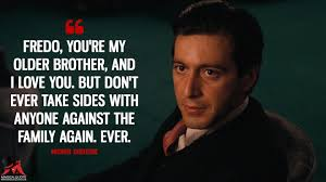 Godfather Quotes Inspiration The Godfather Quotes MagicalQuote