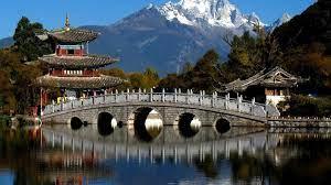 Japan, bridge, crossing, architecture ...