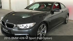 BMW Convertible bmw 428 m sport : 2015 BMW 428i M Sport (Full Option) For Sale - YouTube