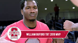 TBT 2019 MVP - William Buford - YouTube