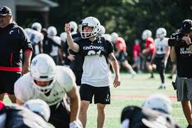 Cincinnati Bearcats Depth Chart Uc Position Outlook Premier Punting And Kicker Competition