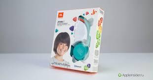 <b>JBL JR300BT</b> — идеальные <b>наушники</b> для детей - AppleInsider.ru