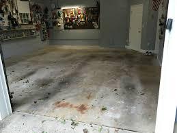 garage floor paint before and after. Exellent After Garage Floor Before Epoxy For Paint And After