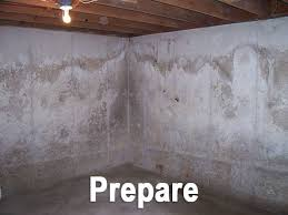 how to waterproof basement walls from