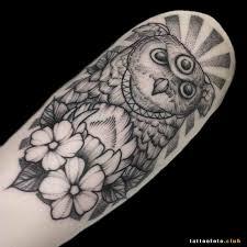 фото тату сова клуб татуировки фото тату значения эскизы