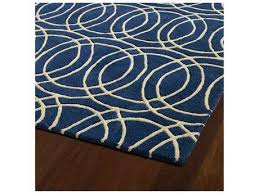 kaleen revolution navy square area rug