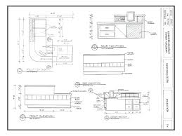 interesting reception desk dimensions of a intended for renovation ada compliant counter height kitchen countertop dimensi