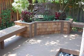 Small Picture MM Builders Retaining Wall Planter Box Fountain and Storage