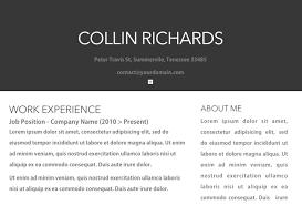 Richards Resume Modern 50 Free Microsoft Word Resume Templates Updated October 2019