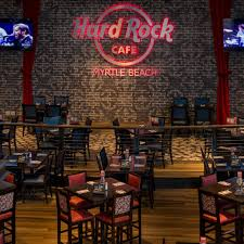Hard Rock Cafe Myrtle Beach Restaurant Myrtle Beach Sc Opentable