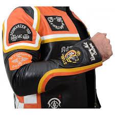 harley davidson leather jacket marlboro man jacket