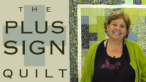 The Plus Sign Quilt: Easy Quilting with Charm Packs! - YouTube &  Adamdwight.com