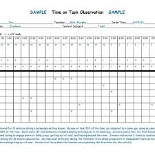 The Time On Task Chart I Cant Live Without This Time On