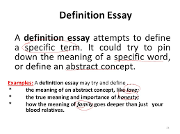 essay success definition essay success