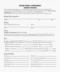 Printable Rental Lease Agreement Nj Download Them Or Print