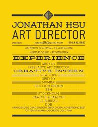 Art Director Resume Resume For Study