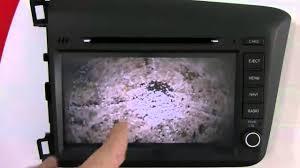 Магнитола <b>Honda</b> Civic 4d 2012 (Incar <b>CHR</b>-<b>3612 CV</b>) - YouTube