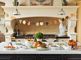 thanksgiving countertops