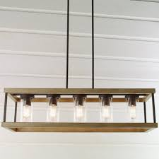 rectangular wood chandelier indoor outdoor rectangular rustic chandelier ideas