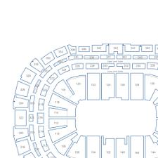 Pepsi Center Interactive Hockey Seating Chart