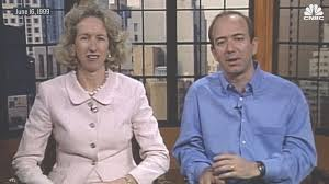 Early To An Interview Amazon Ceo Jeff Bezos On The Sothebys Deal In A 1999 Interview