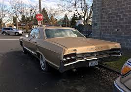 Seattle's Classics: 1965 Buick LeSabre 4 Door Hardtop