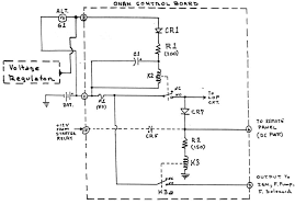 onan control board operation run circuit schematic diagram
