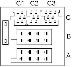 cd changer wire functions mercedes benz forum