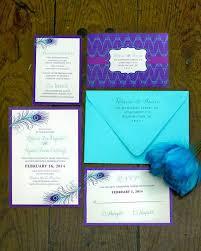 Peacock Invitations Wedding Invitations Peacock Wedding Invitations Etsy Wedding