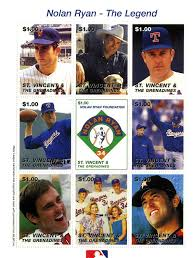 Nolan Ryan Stamps for Sale at Mystic Stamp Company