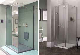 Shower Types: