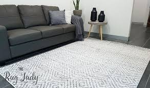 grey and white rug aspire grey white diamond pattern rug grey and white rugs australia