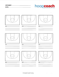 Basketball Court Diagram Template Magdalene Project Org