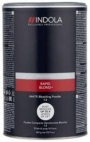 Indola Rapid Blond White <b>Порошок обесцвечивающий белый</b> ...