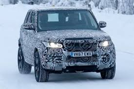 2019 land rover defender spy shots. all-new 2018 land rover defender spied winter testing 2019 spy shots h
