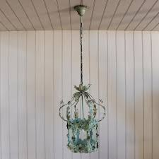 ornate lighting. Antique White Ornate Floral Pendant Light Lighting T